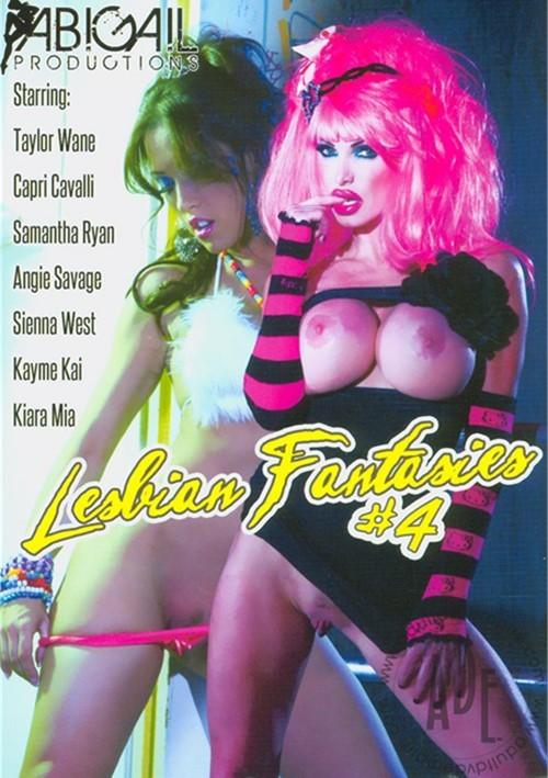Lesbian Fantasies 4 Kiara Mia Taylor Wane All Girl / Lesbian