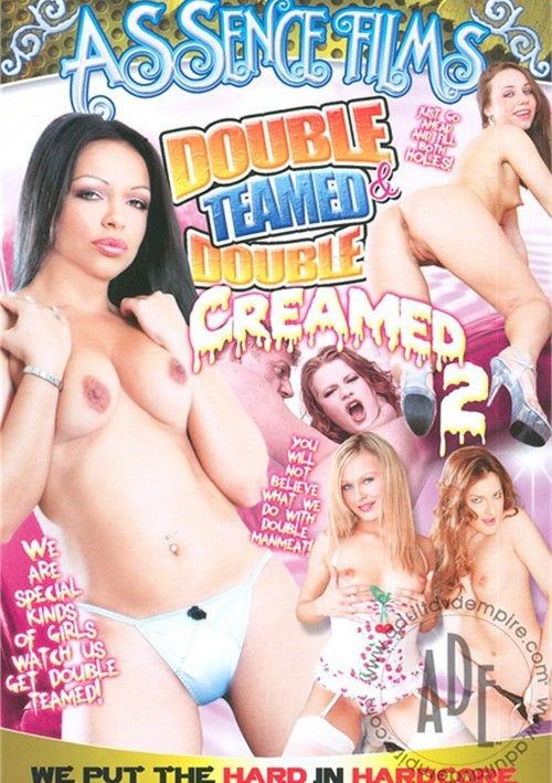 Double Teamed & Double Creamed 2 Katy Sweet Jonsone Rosses Double Penetration