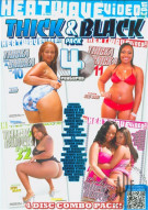 Thick & Black (4-Pack) Porn Movie