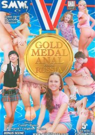 Gold Medal Anal From Russia Porn Movie