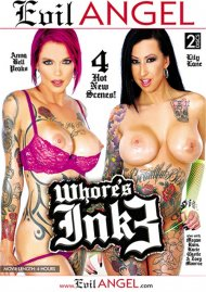 Whore's Ink 3 HD porn video from Evil Angel - Jonni Darkko.