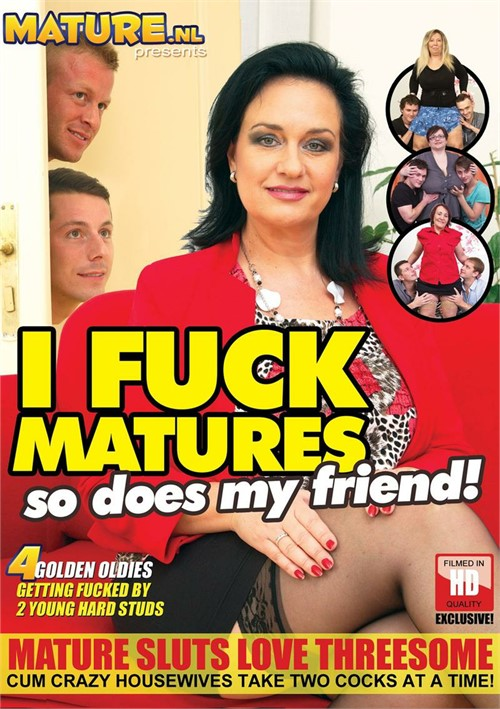 I Fuck Matures So Does My Friend! (2017)
