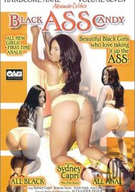 Black Ass Candy 7 Porn Movie