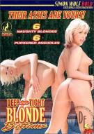 Deep Into Tight Blonde Bottoms Porn Video