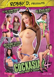 Cockasian 4 Porn Video