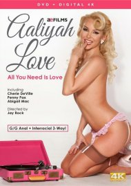 Aaliyah Love: All You Need Is Love Porn Video