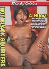 Hot Black Squirters Porn Movie