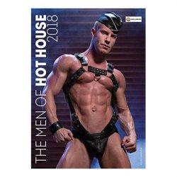 The Men of Hot House 2018 Calendar Sex Toy