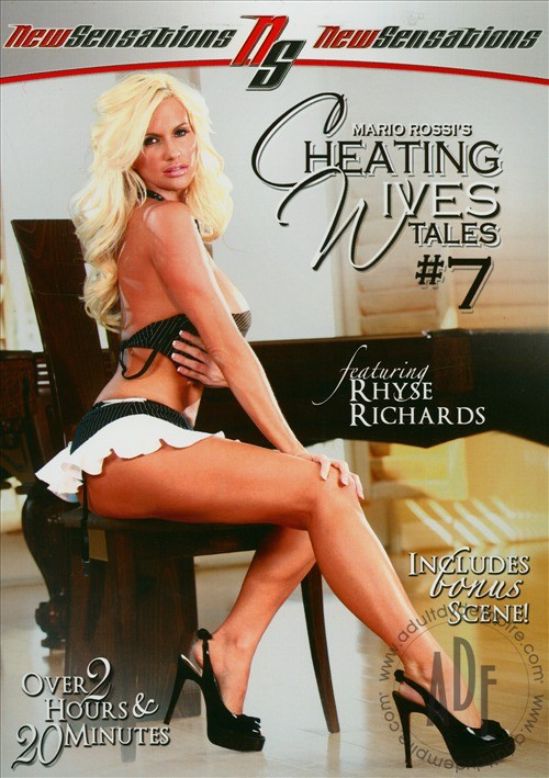 Cheating Wives Tales #7 Justin Magnum All Sex Ben English