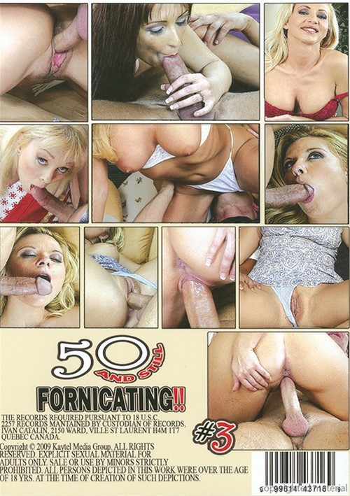 50 and still fornicating part 1 2