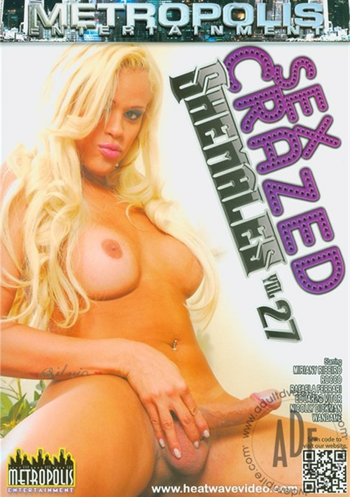 Sex Crazed Shemales Vol. 27
