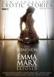 The Submission Of Emma Marx: Exposed  DVD Image from New Sensations.