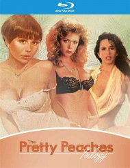 Pretty Peaches Trilogy, The Blu-ray