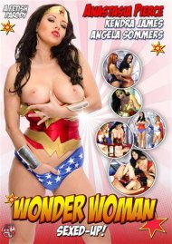 Wonder Woman Sexed-Up! DVD Image from Anastasia Pierce.