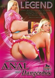 Anal and Dangerous Porn Movie