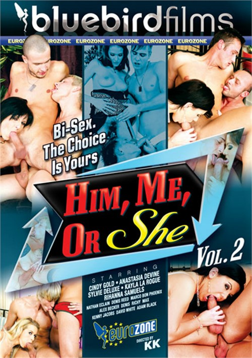 Him, Me, Or She Vol. 2 Jan Novotny Richy Rihanna Samuel