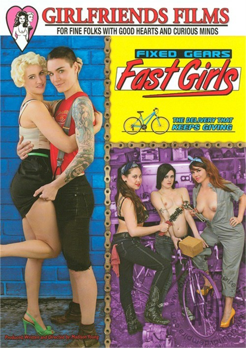 Fixed Gears Fast Girls image