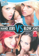 Hand Jobs VS Blow Jobs Porn Movie