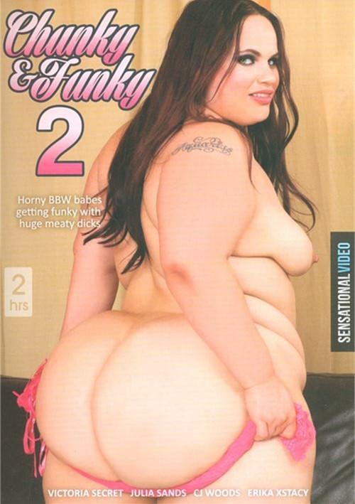 Chunky & Funky 2 2015 Vicky Sanchez Julia Juggs