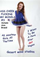 Ass Cheek Fucking My Models #3 Porn Video