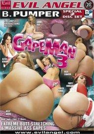 Gapeman 3 Porn Movie