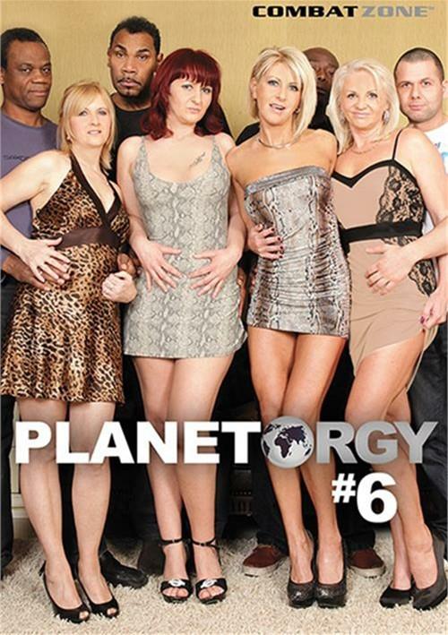 Planet Orgy #6 (2015)