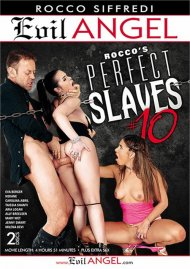 Rocco's Perfect Slaves #10 DVD porn movie from Evil Angel.