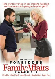 Forbidden Family Affairs Vol. 5 Porn Video