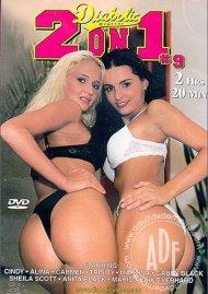 2 on 1 #9 Porn Movie