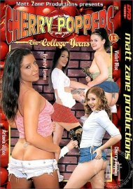 Cherry Poppers The College Years 13 Porn Movie