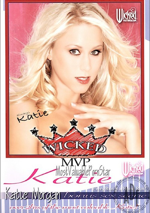 MVP (Most Valuable PornStar) Katie Morgan