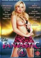 Fantastic 4 Vol. 2, The Porn Movie