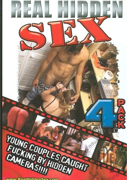 Real Hidden Sex 4-Pack Vol. 2 Fetish Voyeurism V9 Video
