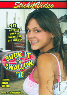 Suck It & Swallow #16 Porn Movie