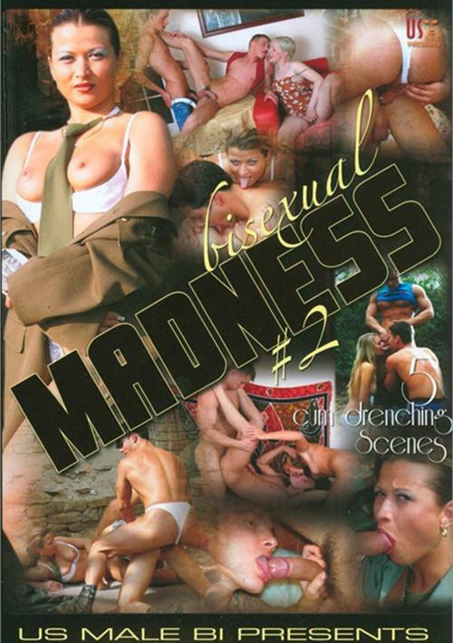 Bisexual Madness #2- On Sale! In-X-Cess Productions Threesomes Bi-Sexual