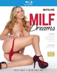 MILF Dreams (Blu Ray + Digital 4K) Blu-ray Image from AE Films.