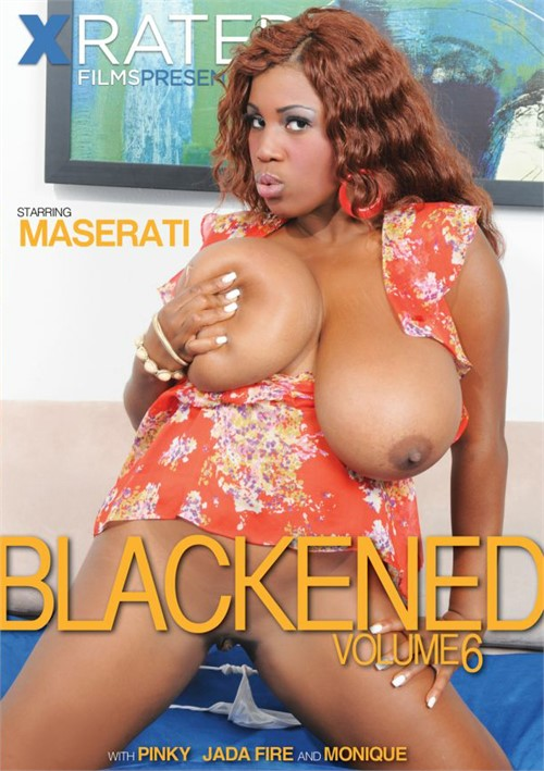 Blackened 6 Naturally Busty 2016 All Sex