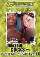 Monster Cocks & Gaping Assholes #11 Porn Movie