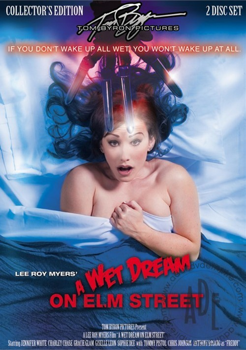 Wet Dream On Elm Street, A Anthony Rosano Giselle Leon Parody