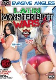 Latin Monster Butt Wars Porn Video