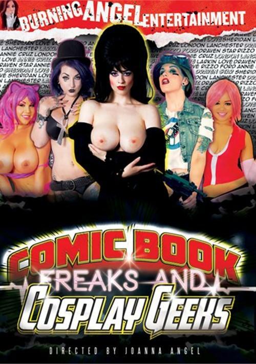 Comic Book Freaks & Cosplay Geeks