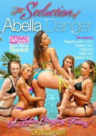 The Seduction of Abella Danger DVD Image from Devil's Film.