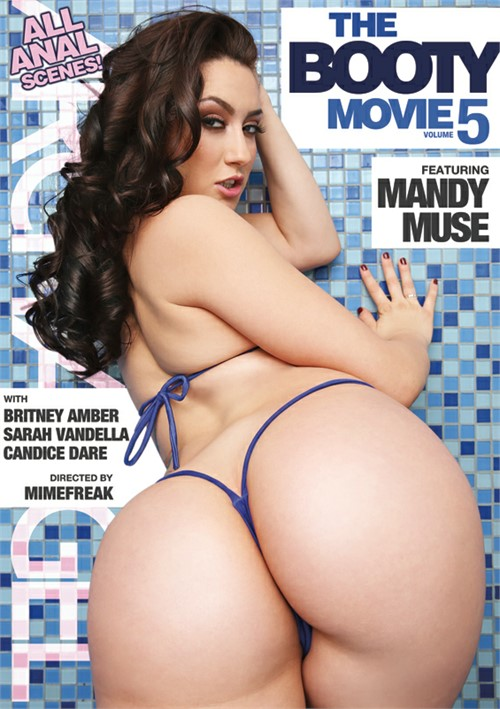 Booty Movie Vol. 5, The Britney Amber 2017 Anal