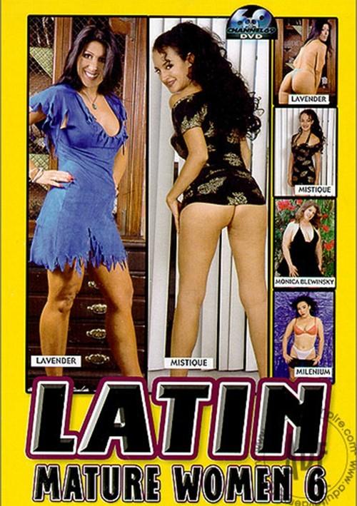 Latin Mature Women 6 2001 Latin Channel 69