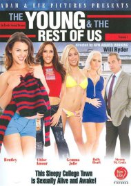 The Young & The Rest Of Us DVD Image from Adam & EVe.