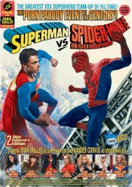 Superman vs Spider-Man XXX: A Porn Parody  Porn Movie
