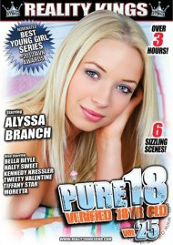 Pure 18 Vol. 25 Porn Movie