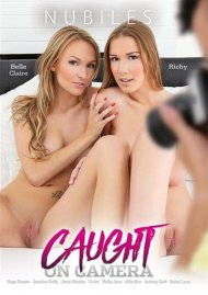 Caught On Camera DVD Image from Nubiles.