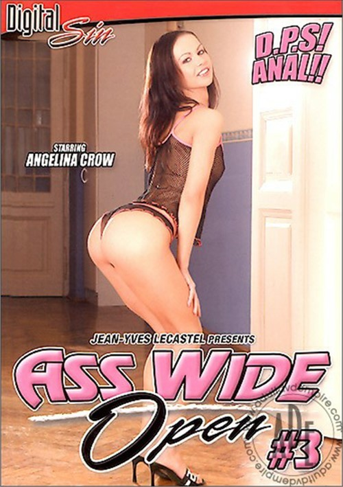 Ass Wide Open #3