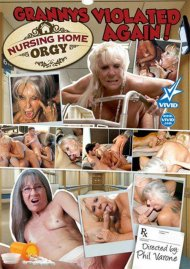 Nursing Home Orgy: Grannys Violated Again! Porn Movie